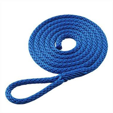 Fenderleine 1,5m, blau