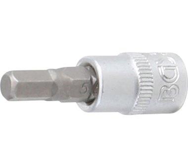 Bit-Einsatz, Innensechskant, 6,3 (1/4), 5,5 mm