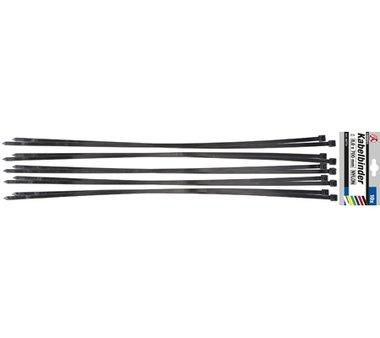 Kabelbinder-Satz 8,0x700 mm, 10-tlg.