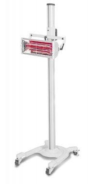 Infrarot-Farbtrockner mit 1 Lampe