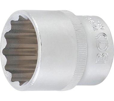 Steckschlüssel-Einsatz Zwölfkant   12,5 mm (1/2