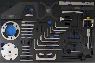 Werkzeugmagazin 3/3: Motorsteuergerät für Ford, VW, Seat, Mazda, Volvo