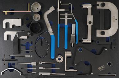 Werkzeugmagazin 3/3: Motorsteuergerät für Renault, Nissan, Opel, Volvo