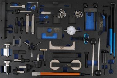 Tool Tray 3/3: Motorsteuergerät für Ford, VAG, Mazda, Volvo