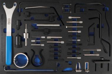 Werkzeugablage 3/3: Motor-Einstellwerkzeugsatz für Fiat, Ford, Citroen, Peugeot