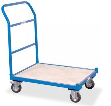 Plateauwagen 1 Regal 250 kg