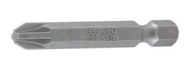 Bitlänge 50 mm 6,3 mm (1/4) Antrieb Kreuzschlitz PZ3