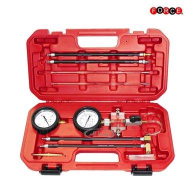 Common-Rail-Injektor, Rückflussdruck-Messtester