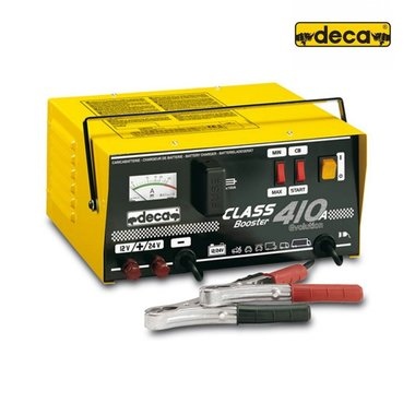 Ladegerät mit Starthilfe 500 Amp 12/24 Volt