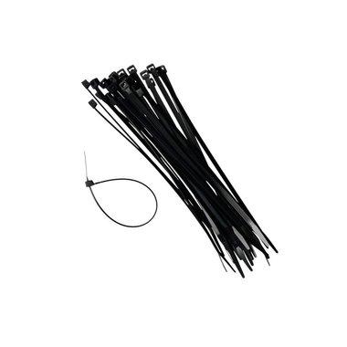 Kabelbinder 7.6x370mm x 100 Stück