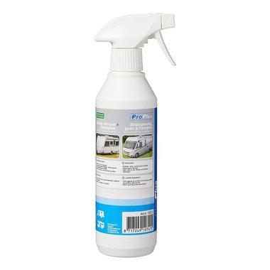 Gebrauchsfertiges Shampoo 500ml für Wohnwagen und Reisemobil