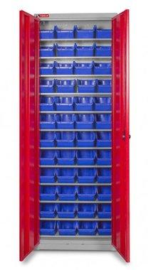 Backschrank mit Türen Tabletts 48 x BOT30