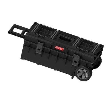 Lange Aufbewahrungsbox 50 Liter Technik