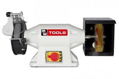 Schleifmühle mit Bürstendurchmesser 200 - 900W