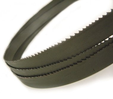 Bandsägeblätter hss - 13x0,65-1638mm feste Zähne 14