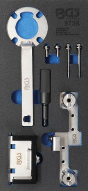 Motor-Einstellwerkzeug-Satz für Ford 2.5, Volvo 1.6 - 2.5 & 2.4D