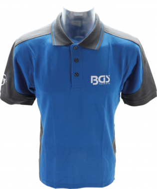 BGS® Polo-Shirt | Größe S