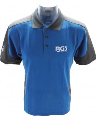 BGS® Polo-Shirt | Größe XXL