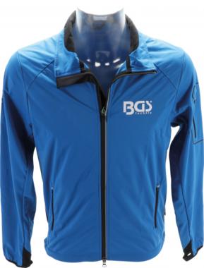 BGS® Softshelljacke | Größe 4XL