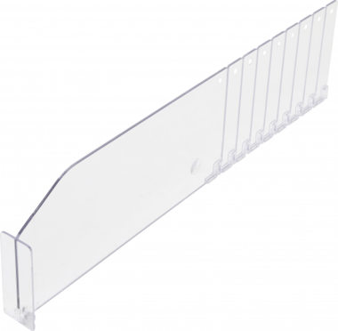 Plexi-Trenner 285/480 x 120 mm