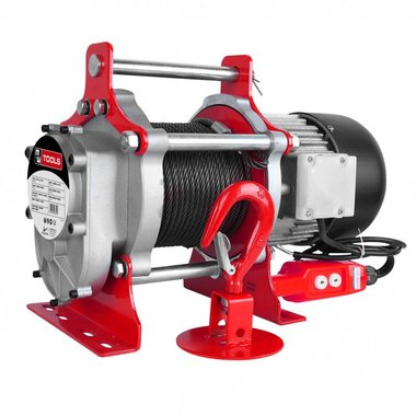 Elektrische Winsch 3x400v 750 kg