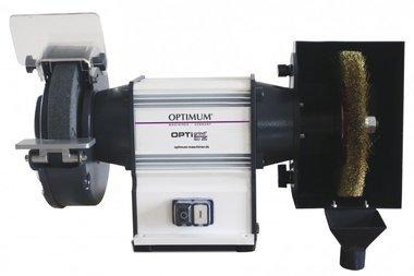 Schleifmühle mit Bürstendurchmesser 200 - 600W, 200x30x32mm