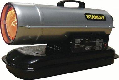Warmluftgebläse mit Diesel 102 m³