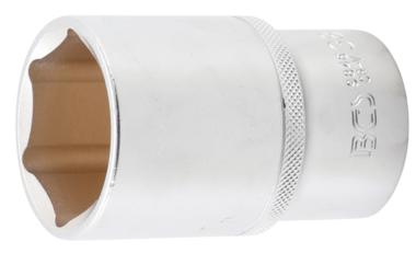 Steckschlüssel-Einsatz Sechskant, tief Antrieb Innenvierkant 12,5 mm (1/2) SW 38 mm