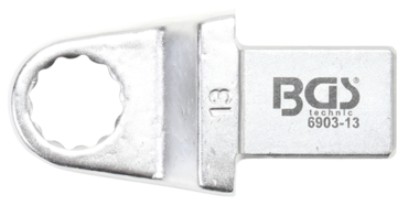 Einsteck-Ringschlüssel 13 mm