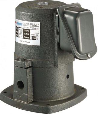 Selbstansaugende Kühlmittelpumpe, Höhe 240 mm, 0,18 kw, 230V