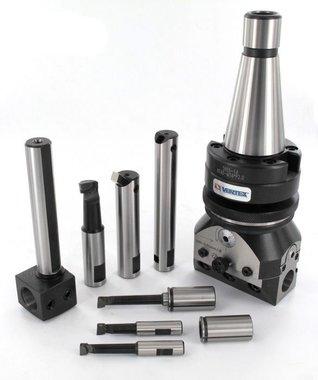Automatischer Universal-Bohrkopf DIN69871 SK