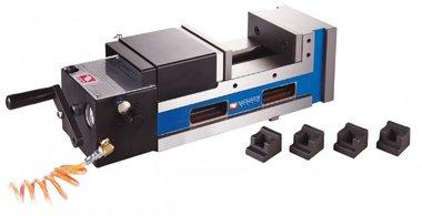 Pneumatische Maschinenspanner extra hohe Spannkraft