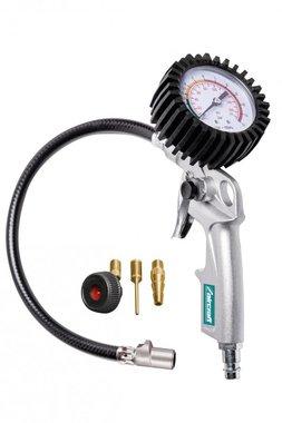 Reifengebläse mit patentiertem Schnellverschluss-System