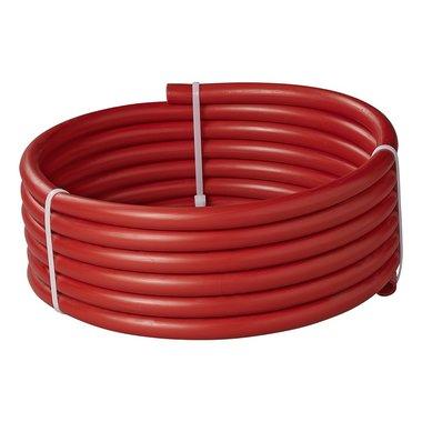 Trinkwasserschlauch rot 5,00M / 10x15mm