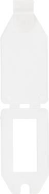 Preisschild, Kunststoff 40 x 27 mm