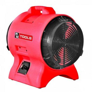 Mobiler Ventilator 250W 230V