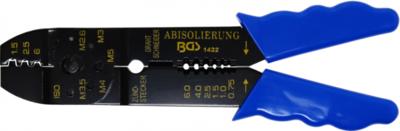 Kabelschuh-Klemmzange, 200 mm