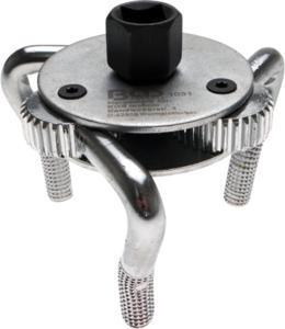 Ölfilterspinne, 3-armig für Ölfilter diameter 50 - 100 mm