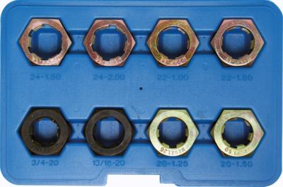 Gewinde-Reparatursatz für Antriebswellen, Gelenkwellen 8-tlg