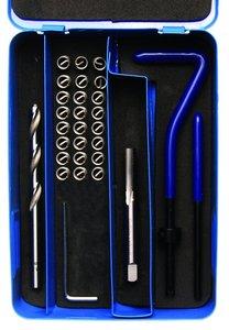 Gewinde-Reparatursatz  M6 x 1,0 - 29-tlg