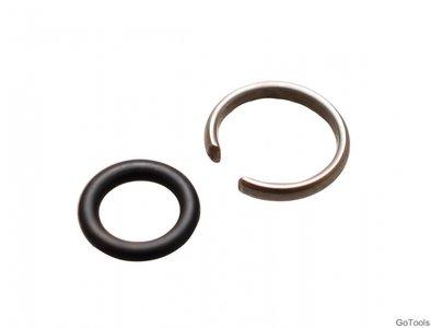 Halte- und O-Ring für Schlagschrauber 12,5 mm (1/2)