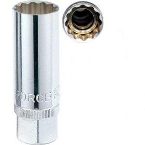 Zündkerzenstecker 12 Seite mit Magnet 18mm