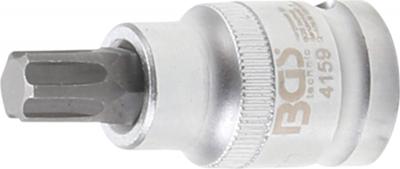 Bit-Einsatz Länge 54 mm Antrieb Innenvierkant 12,5 mm (1/2) für VAG Polydrive