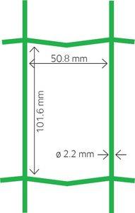 Plastirol LICHT 60 cm 25 m